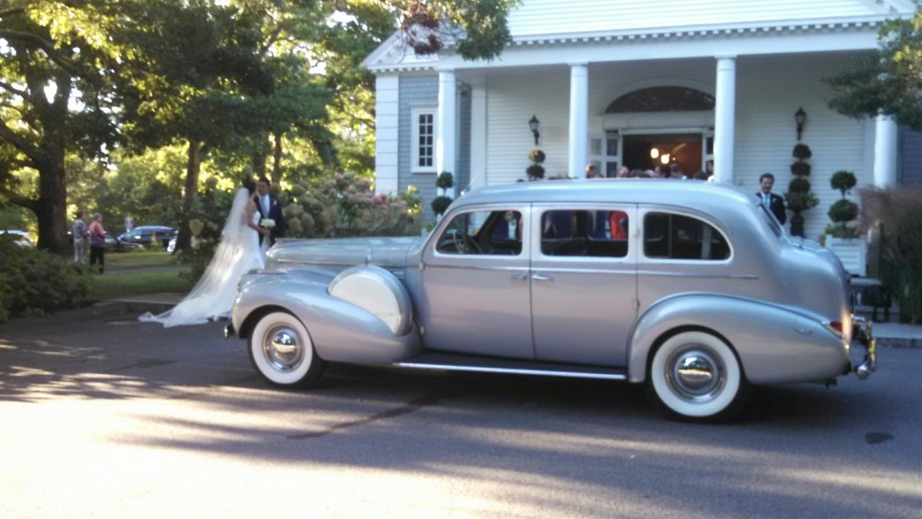 Antique Car Rentals | Christopher Limousine